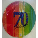 Balloon - Birthday - 70th